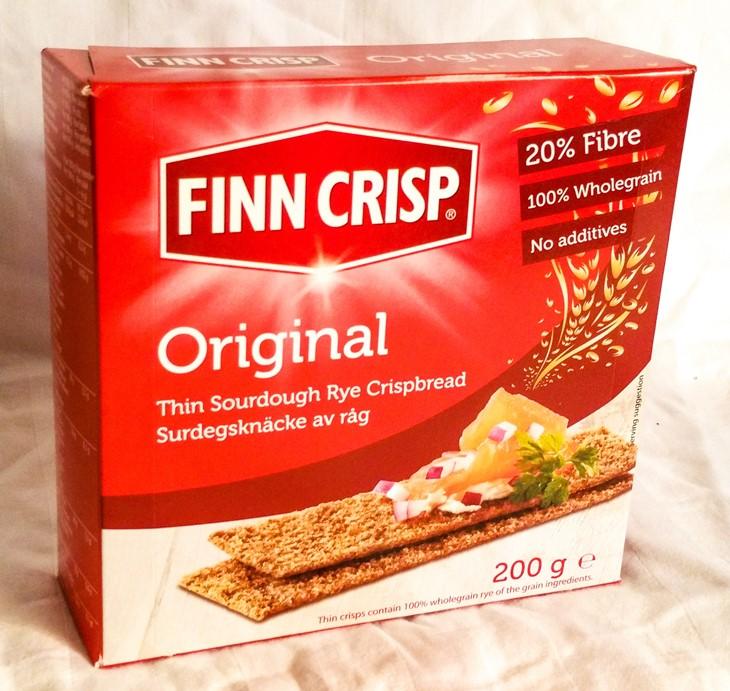 Finn Crisp - January 2016 Degustabox - motherhooddiaries.com