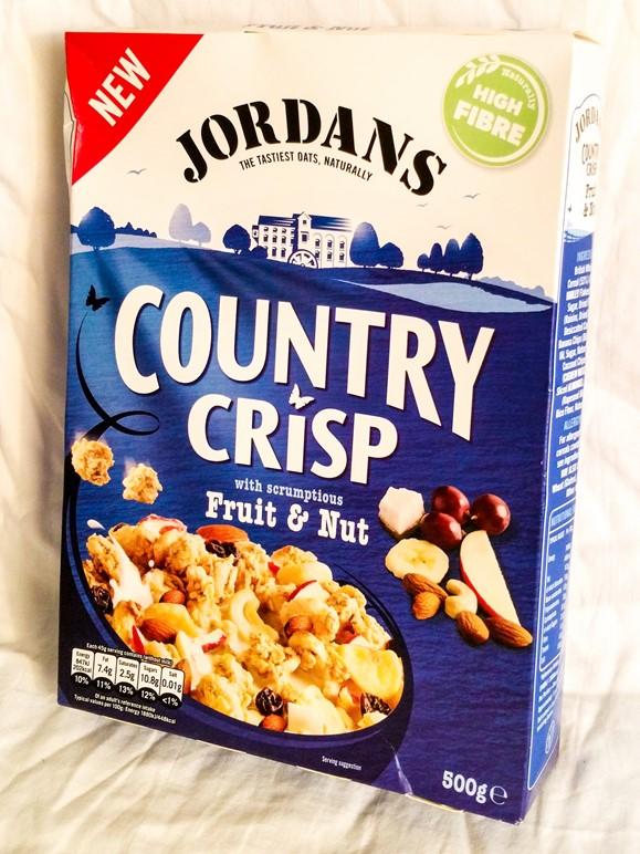 Jordans Country Crisp - January 2016 Degustabox - motherhooddiaries.com