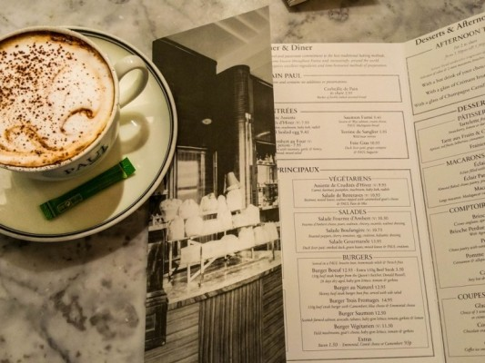 Le Restaurant de PAUL - Afternoon tea - motherhooddiaries.com