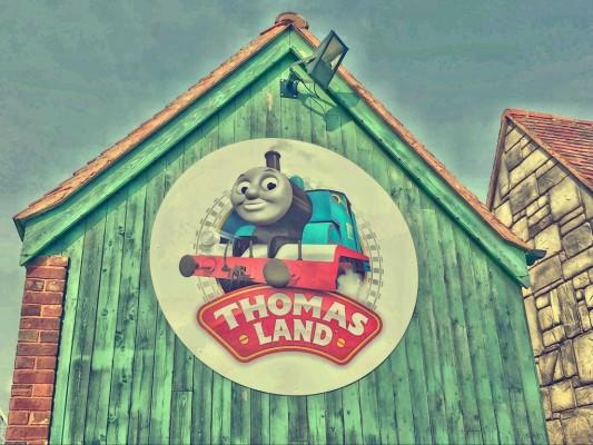 Thomas Land - Drayton Manor Park - motherhooddiaries.com