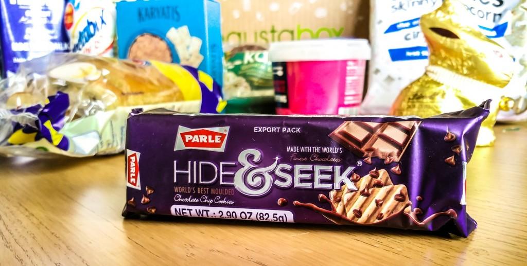 Parle Hide & Seek Chocolate - March 2016 Degustabox - motherhooddiaries.com