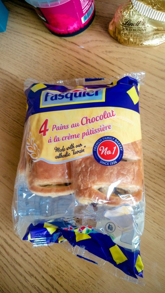 Brioche Pasquier Pains au Chocolate - March 2016 Degustabox - motherhooddiaries.com
