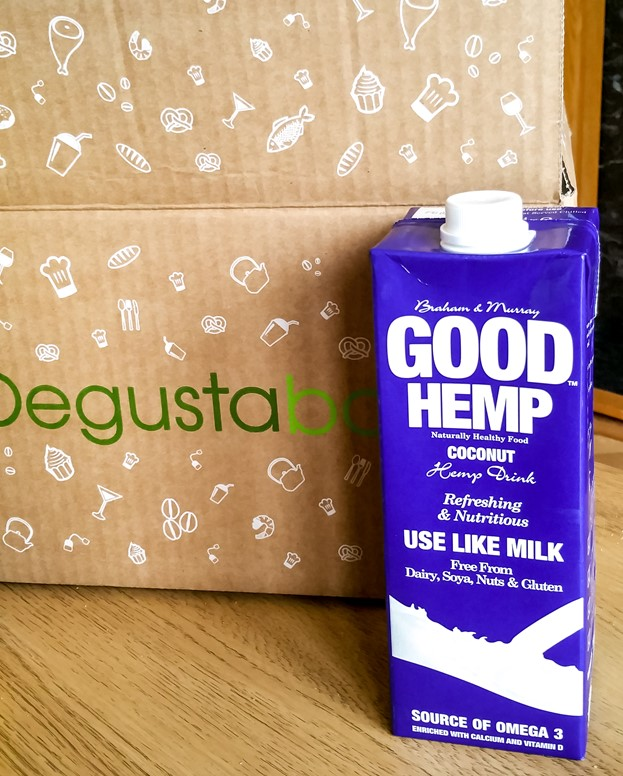 Good Hemp - March 2016 Degustabox - motherhooddiaries.com