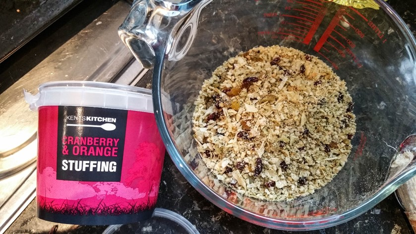 Kent's Kitchen Cranberry & Orange Stuffing - March 2016 Degustabox - motherhooddiaries.com