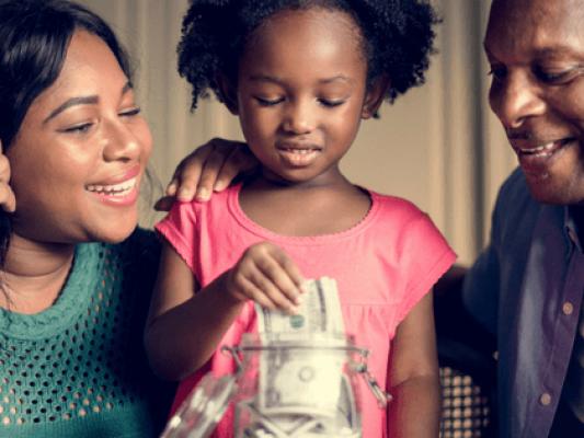 How to make savings as a family