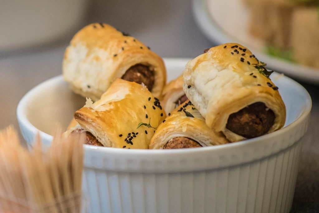 Quorn Sausage Rolls - Kids Cookery School - motherhooddiaries.com