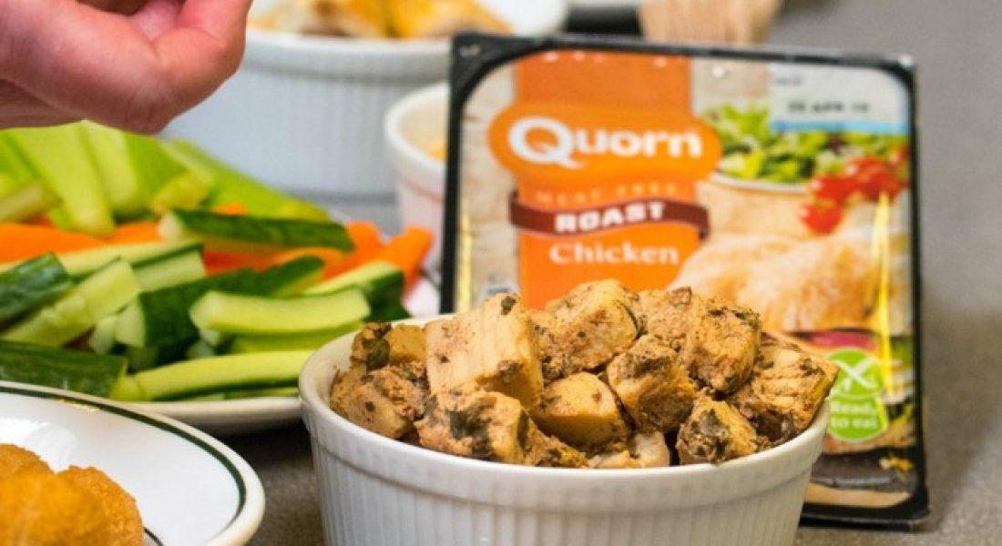 Cooking Quorn at Kids Cookery School - motherhooddiaries.com
