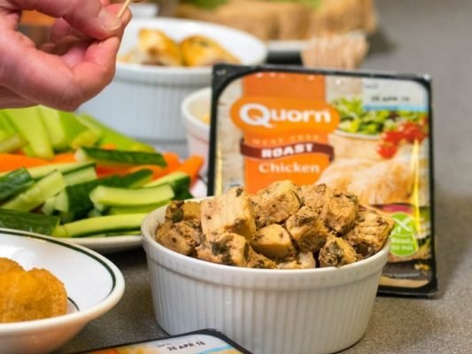 Cooking Quorn at Kids Cookery School - motherhooddiaries.com