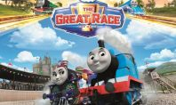 Thomas and Friends The Great Race - Motherhooddiaries.com