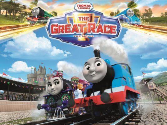 Thomas and Friends The Great Race - Motherhooddiaries.com