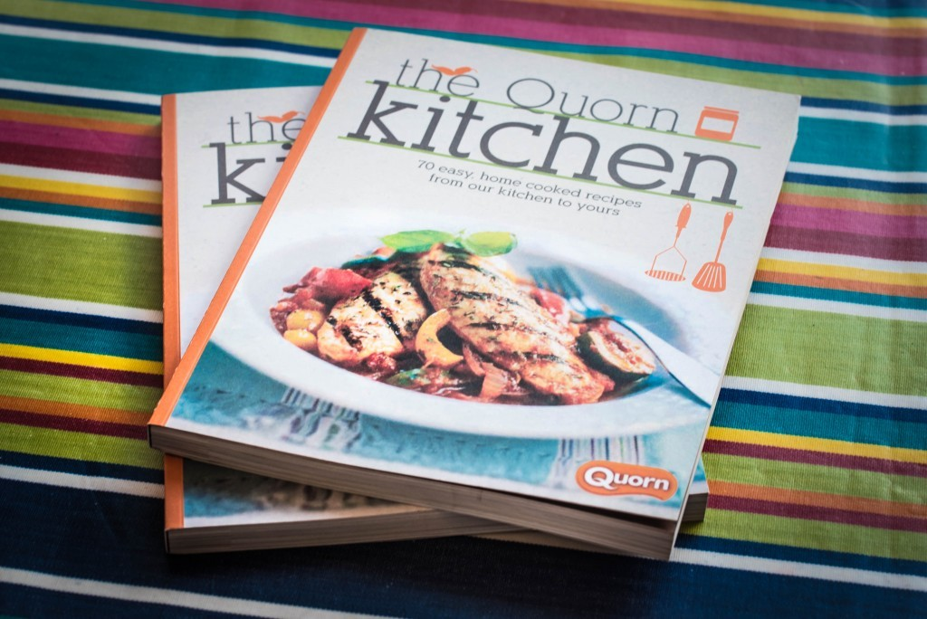 Quorn recipe book- Quorn Kids Cookery School - motherhooddiaries.com