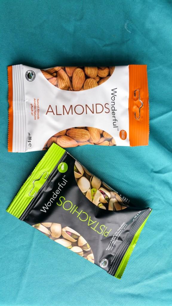 The Wonderful Co. Almonds and Pistachios - Degustabox - motherhooddiaries