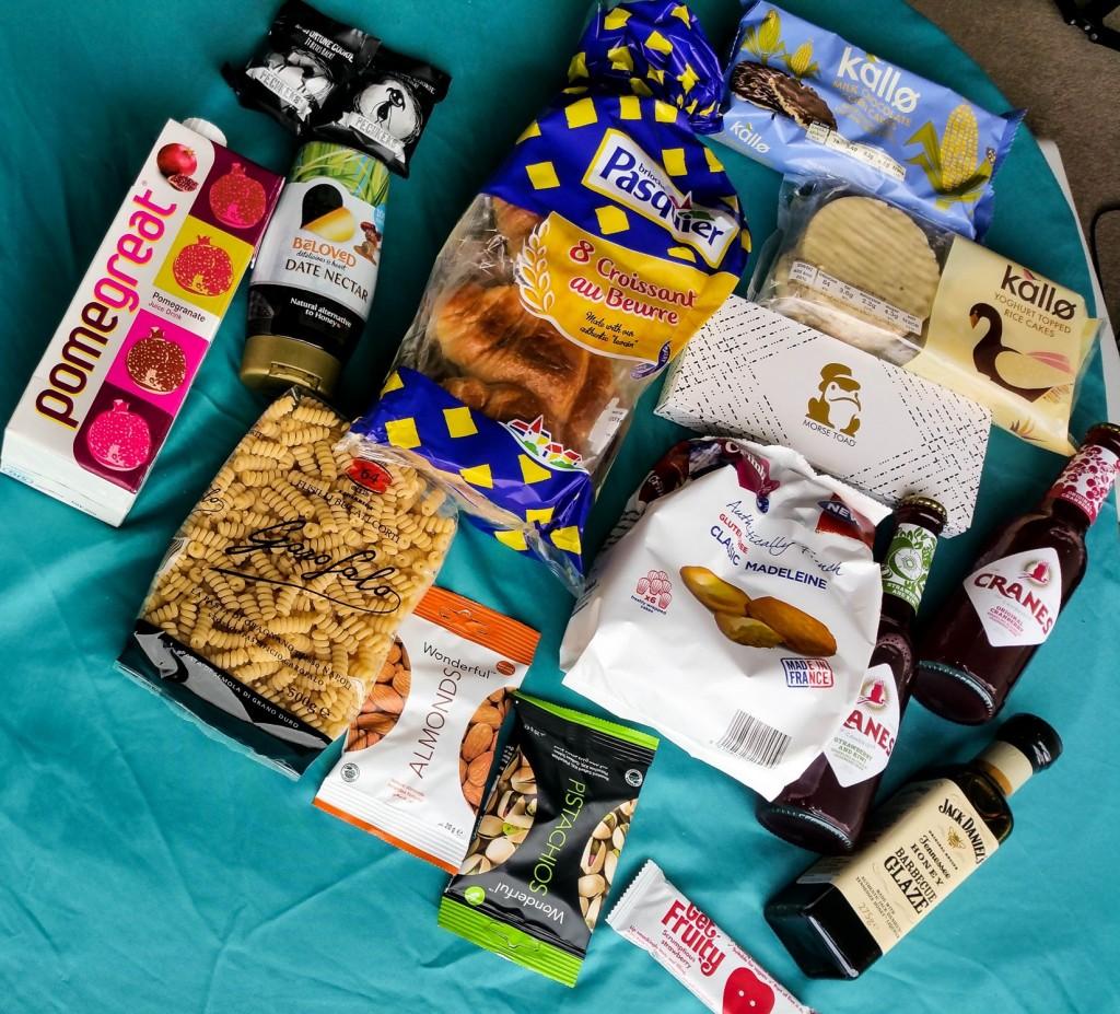 May 2016 Degustabox - motherhooddiaries