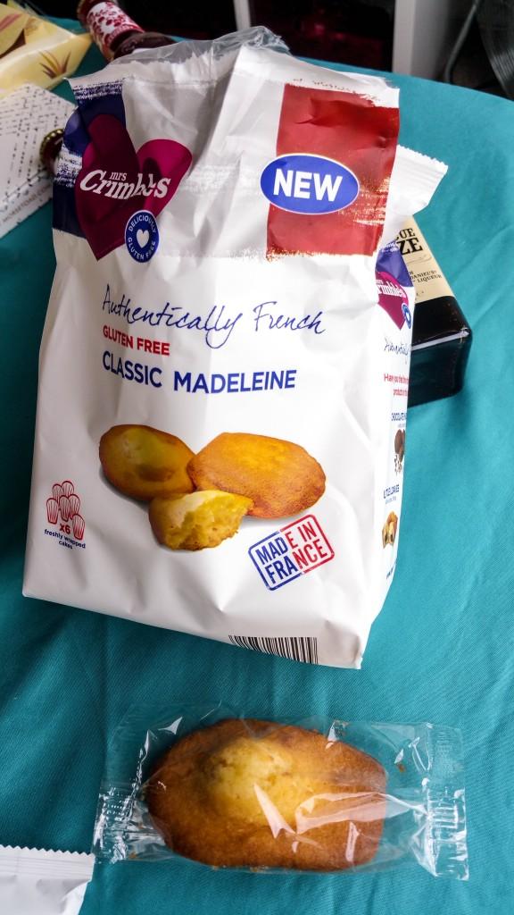 Mrs Crimble's Madeleines - Degustabox - motherhooddiaries