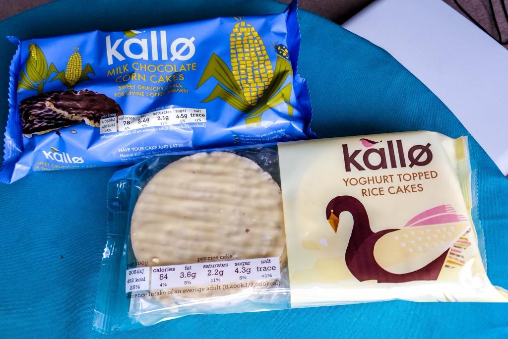 Kallo Rice Cakes - Degustabox - motherhooddiaries
