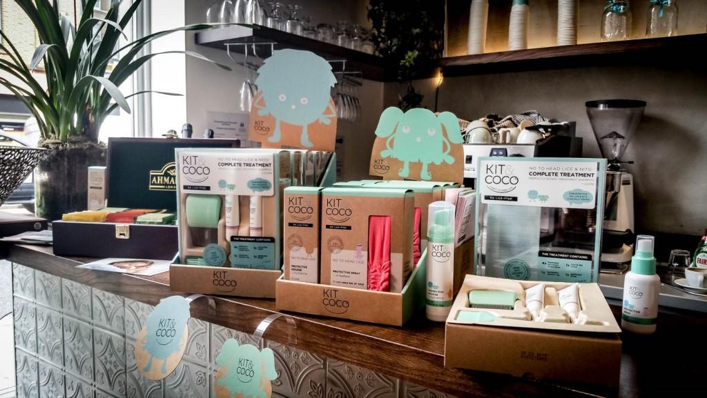 Kit & Coco Nit and Headlice products - motherhooddiaries