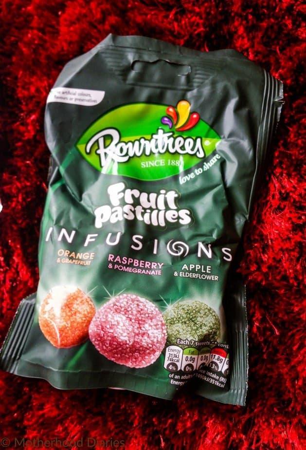 Rowntree's July Degustabox 2016 - motherhooddiaries