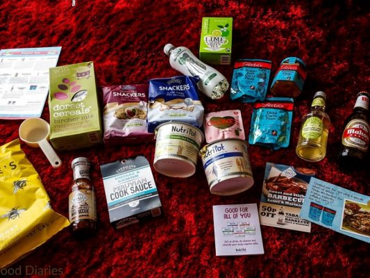 August 2016 Degustabox - motherhooddiaries