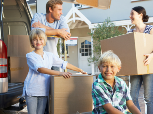 Top tips for dealing with the stress of moving house - motherhooddiaries