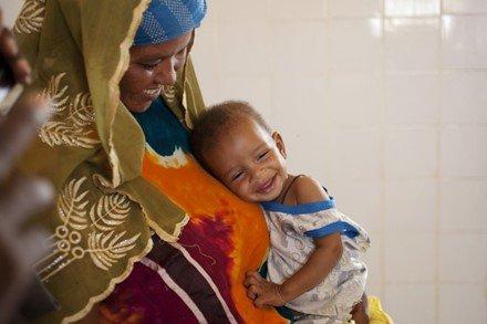 Salama's story, Niger. Oxfam Unwrapped - motherhooddiaries.com
