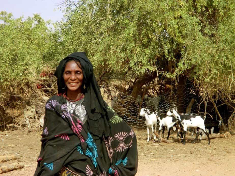 Zarou's story, Niger. Oxfam unwrapped - motherhooddiaries.com