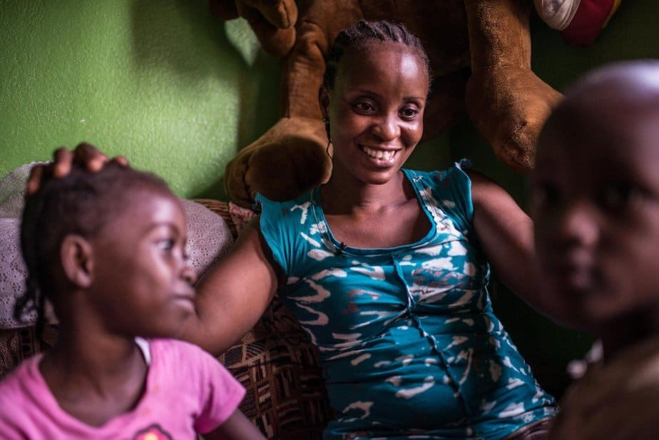Patricia's story - gift of pile of poo - oxfam unwrapped - motherhooddiaries.com