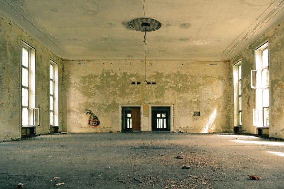 Empty room - motherhooddiaries