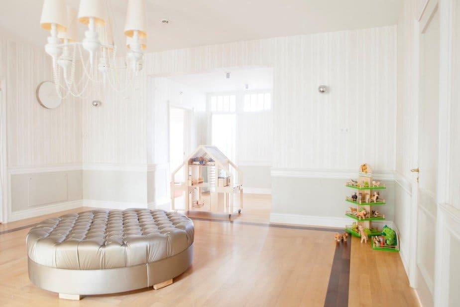 White play room - motherhooddiaries