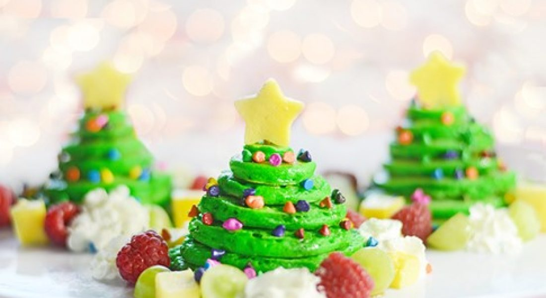 Christmas pancakes - motherhooddiaries