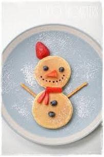Gingerbread man pancake - motherhooddiaries