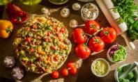 cauliflower pizza recipe - motherhooddiaries