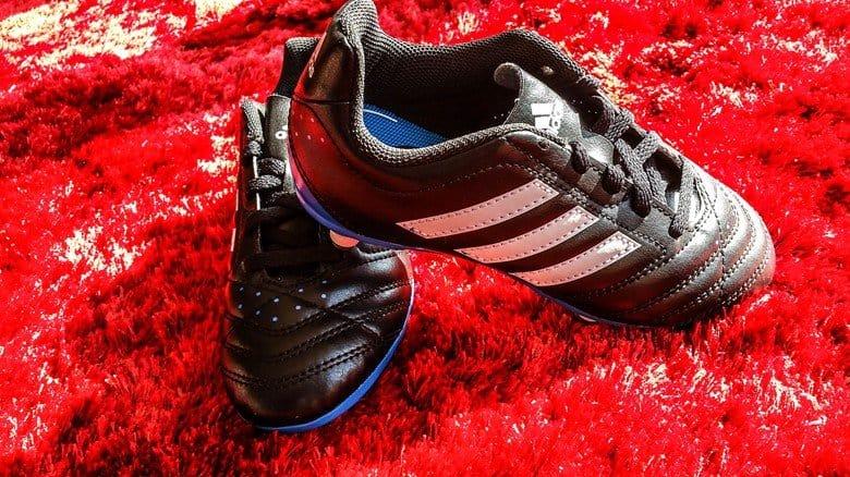Football boots - motherhooddiaries