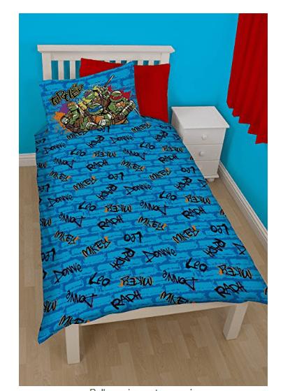 TMNT - bed set