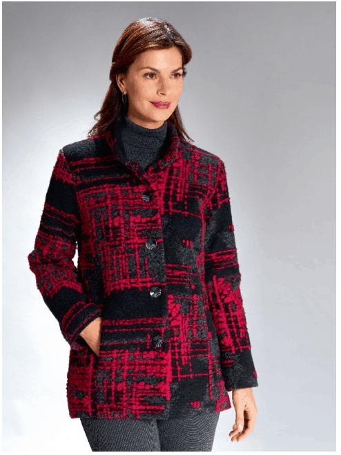 Buttoned coat - David Nieper - Quick and simple fashion tips forbusy mums this winter- motherhooddiaries