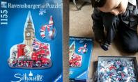 Ravensburger Big ben silhouette puzzle - motherhooddiaries.com