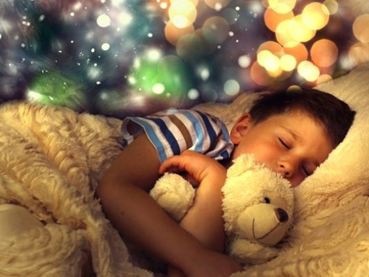 how to get your child to sleep christmas eve - motherhooddiaries