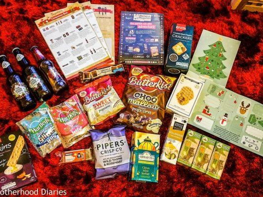 November Christmas 2016 Degustabox- motherhooddiaries