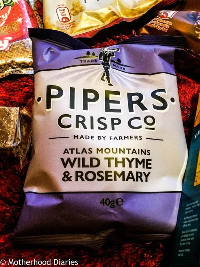 Piper'sCrisp Co - Christmas November Degustabox 2016 - motherhooddiaries
