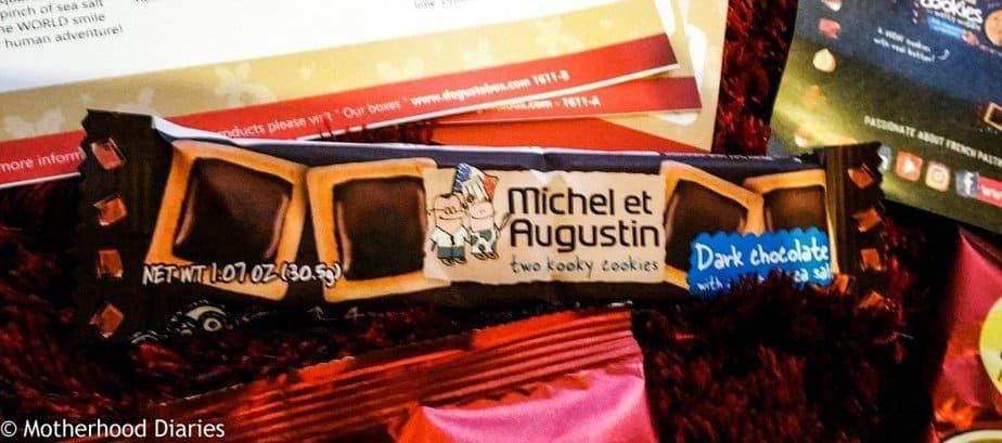 Michel et Augustin-Christmas November Degustabox 2016 - motherhooddiaries
