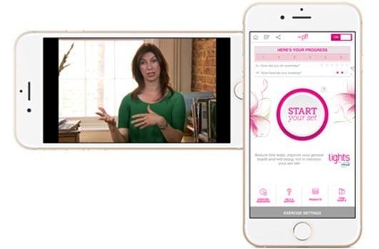 MyPFF app - lights by tena - motherhooddiaries.com