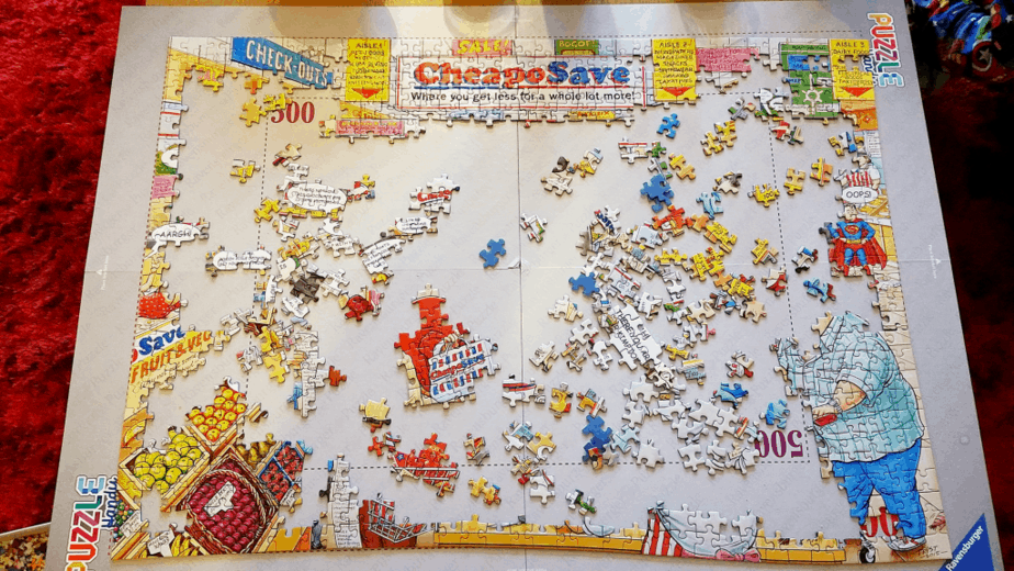 Ravensburger British Supermarket - motherhooddiaries