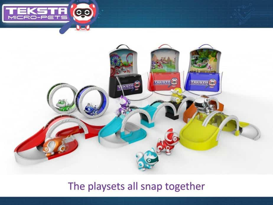 Teksta Micro-pets whole set - motherhooddiaries
