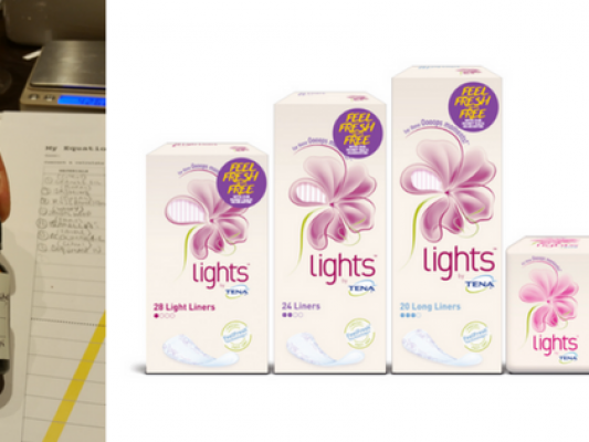 How to create your signature perfume and feel fresh with light by tena - motherhooddiaries
