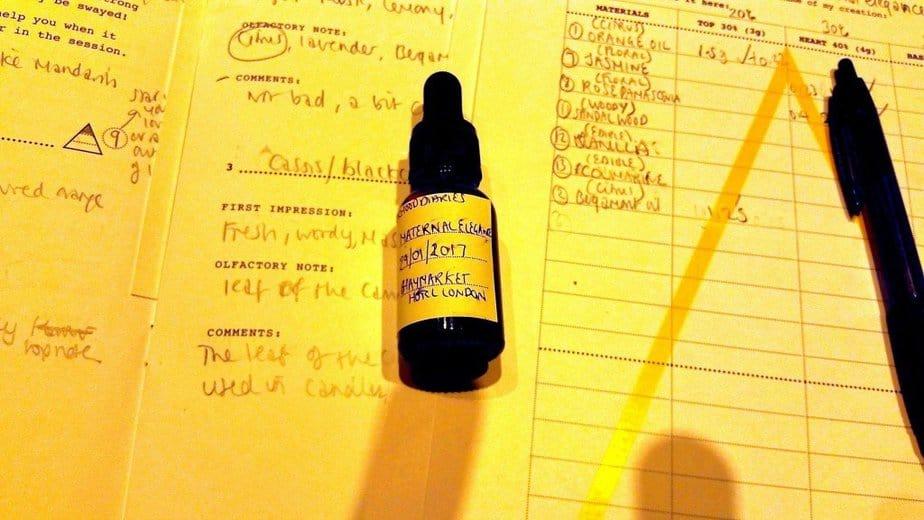 My signature perfume - Experimental Perfume Club - motherhooddiaries