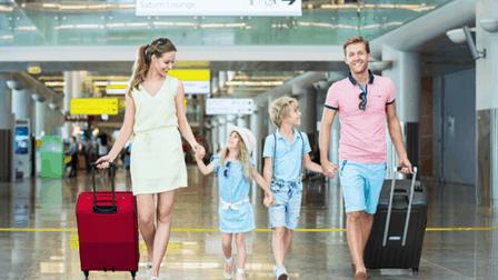 Family suitcases - motherhooddiaries