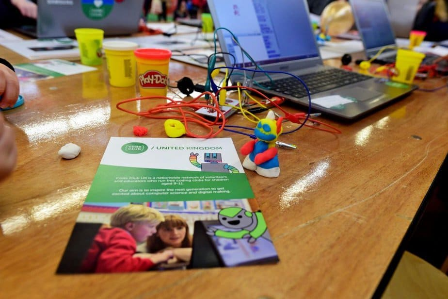 Learning to demystify code with children with the Institute of Imagination's first ever 'Lab Live - Recode' exhibition - Code Club - motherhooddiaries