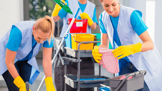Is using a domestic cleaning service worth the money?