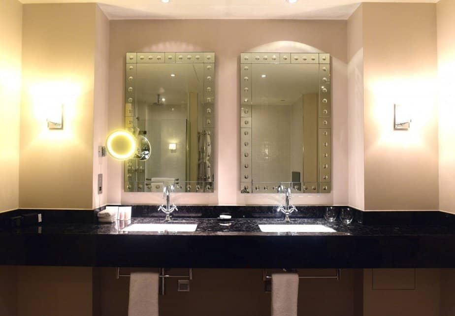 Bathroom - Welbeck - Arch London - Motherhooddiaries