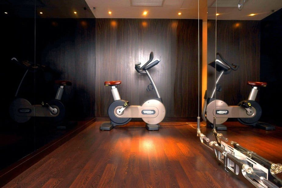 The Arch London Hotel - Gym - motherhooddiaries