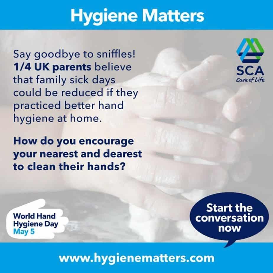 World Hand Hygiene Day 2017 – Join us in the 'Hygiene Matters' global conversation - motherhooddiaries